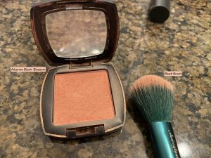 An orange blush for redheads named Blossom by Arbonne